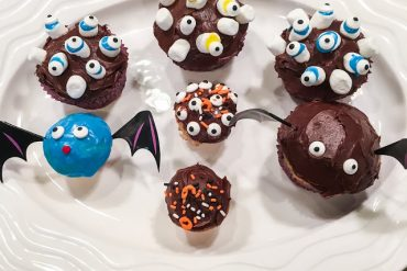monster marshmallow cupcake recipe