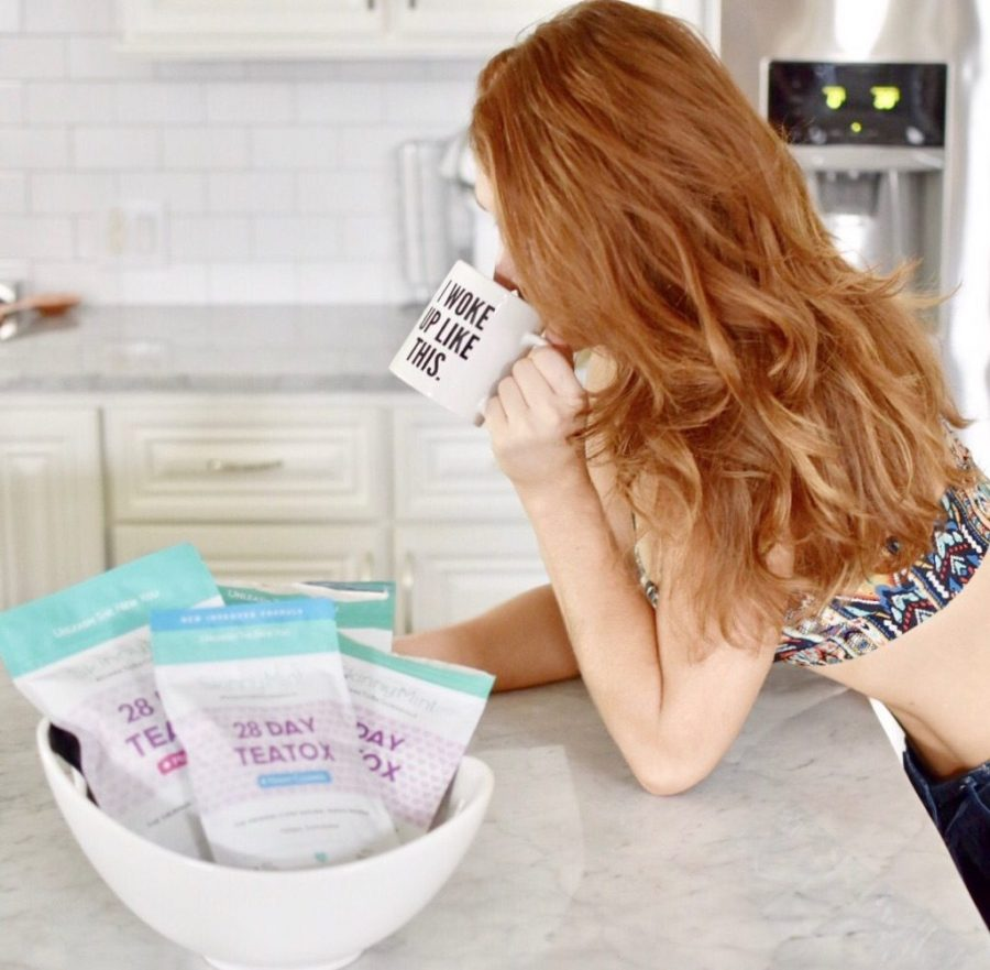 skinnymint teatox health and fitness detox